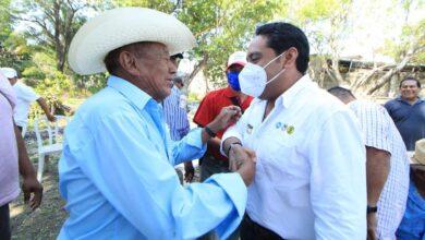 Photo of Recorre Cristian Hernández pueblos huaves los que no atendió como funcionario