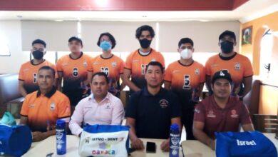 Photo of Delegación Juchiteca parte a los Juegos Nacionales CONADE, de Voleibol: coordinador municipal de deportes