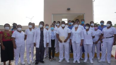Photo of Reporta Oaxaca 15.1% de ocupación hospitalaria