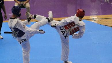 Photo of El taekwondo cierra con una medalla de plata y una de bronce en Juegos Nacionales Conade
