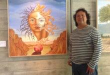 Photo of Francisco López Monterrosa, de la luciérnaga a la constelación en la bóveda del arte