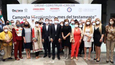 """Photo of Promueve Gobierno de Oaxaca """"Septiembre, mes del testamento"""""""
