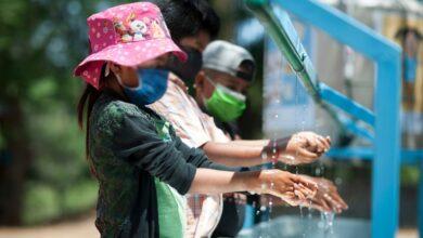 Photo of Instalan Unicef e IEEPO 100 estaciones  de lavado de manos en 78 escuelas