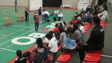 Photo of Llevan a cabo los SSO y el Incude Oaxaca el curso «Estrategias de Promoción de la Salud para Prevenir el COVID-19»