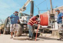 Photo of Atiende Ayuntamiento juchiteco desazolve de drenaje, con unidad Vactor nueva