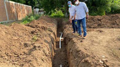 Photo of Obra de agua potable en la colonia El diamante, realiza el Ayuntamiento juchiteco: director de Obras Públicas